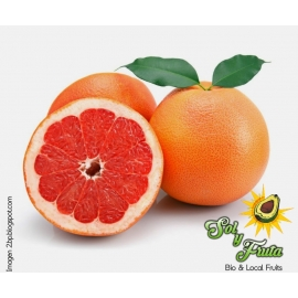 Pomelo Red Ruby Bio
